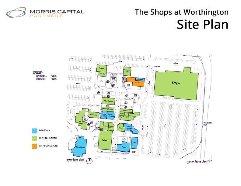 Shops-At-Worthington-Site-Plan