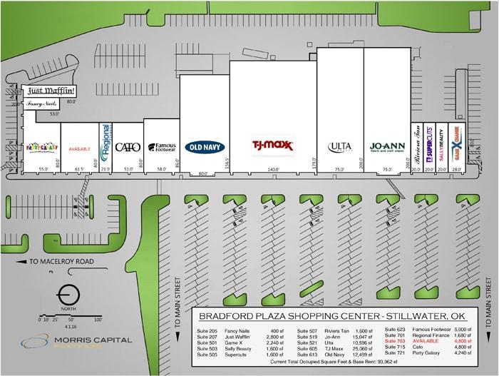Bradford Plaza Site Plan 4.1.16